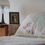 le lit d'une chambre du CHSLD